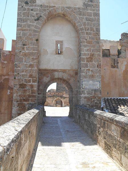 Castillo de Buñol - Tomatina
