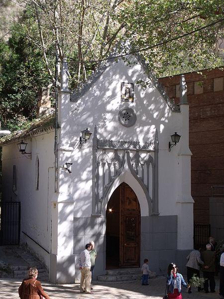 Ermita de Buñol - tomatina